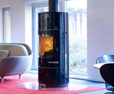 Save with home heating using biomass